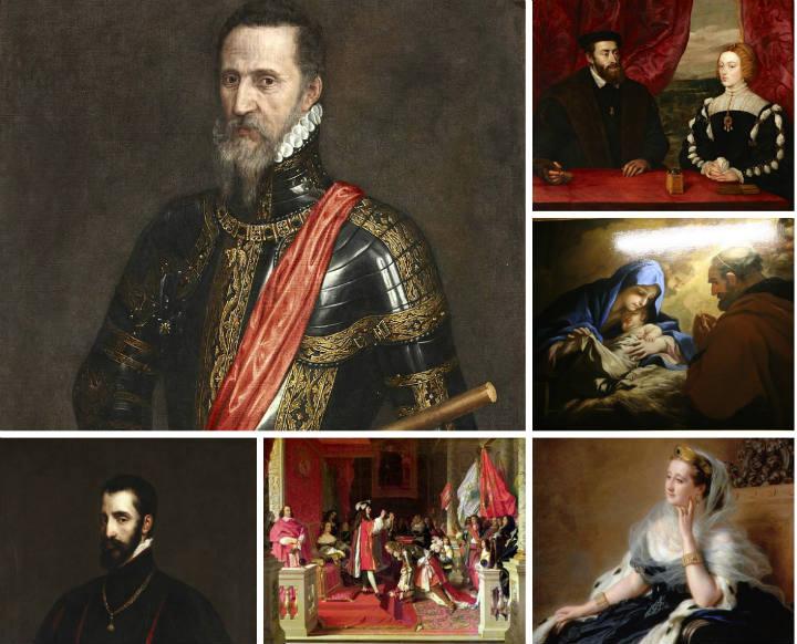 Colección pictórica del Palacio de Liria - Destino y Sabor