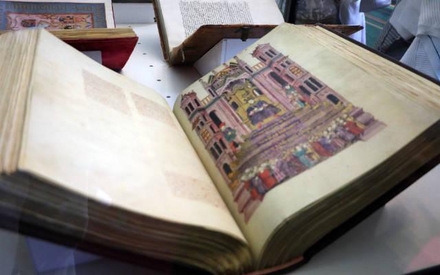 Biblia de Alba - Destino y Sabor
