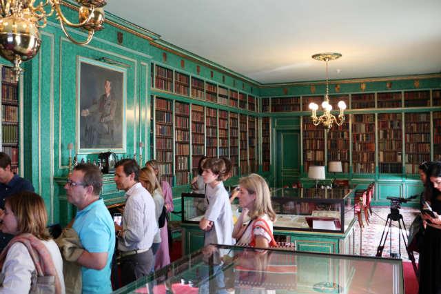 Biblioteca de la Casa de Alba - Destino y Sabor