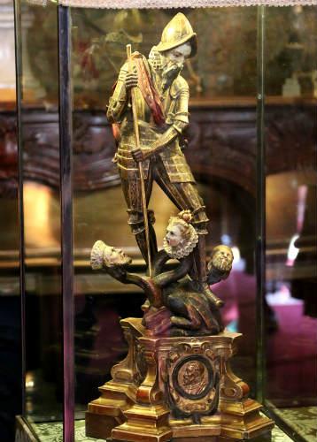 Contrapropaganda del Duque de Alba - Destino y Sabor
