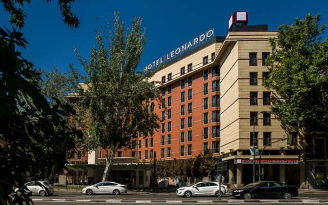 Hotel Leonardo en Madrid - Imagen del Hotel