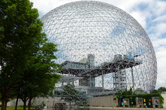Parque de la Bioesfera en la Isla Santa Helena de Montreal - Imagen de Idej Elixe