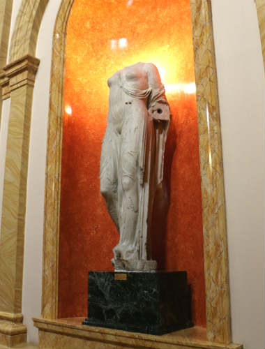 Venus romana traída de Italia - Destino y Sabor