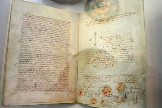 Testamento último de Fernando el Católico - Destino y Sabor