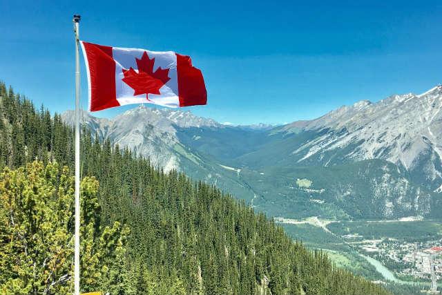 Bosques, lagos y montañas de Canadá - Imagen de Pexel