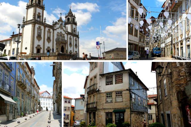 Algunos atractivos de Viseu, en Portugal - Destino y Sabor