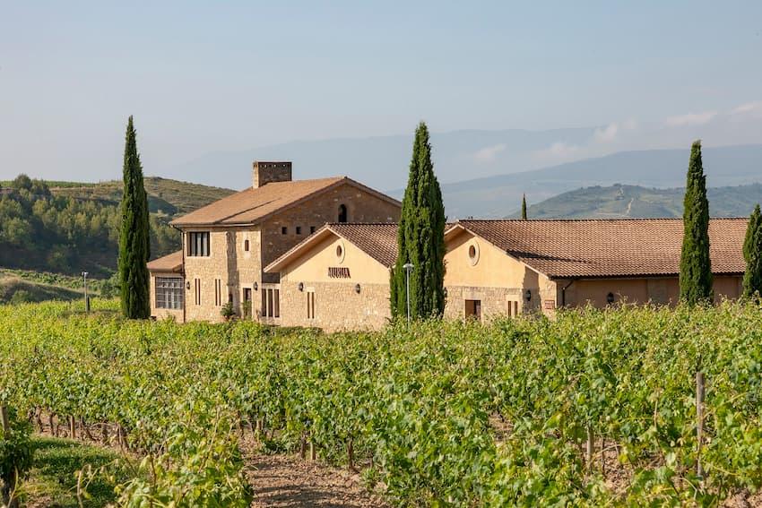 Bodegas Murua recibe en Rioja