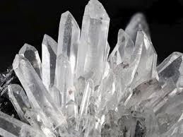 Cuarzo cristalizado - Imagen del Museo