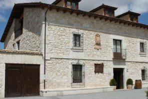 Hotel Rural Las Baronas en Santacruz de la Salceda - Imagen del Hotel