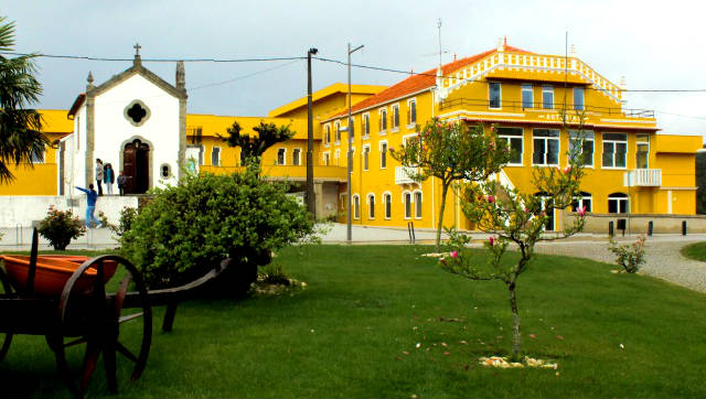 Termas do Carvalhal - Imagen del Hotel Asturias