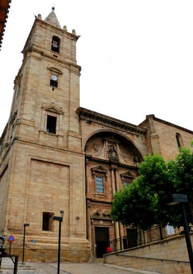 Iglesia de Santa María de la Asunción - Destino y Sabor
