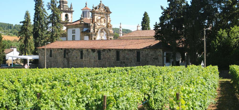 Bodega Mateus en Vila Real - Destino y Sabor