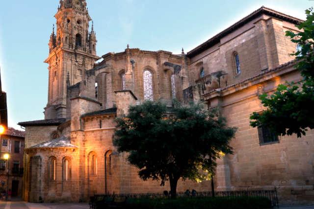 Iglesia de Santo Domingo de la Calzada - Imagen de Turismo La Rioja