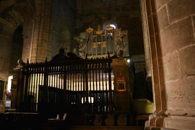 Órgano barroco de la iglesia de Navarrete - Destino y Sabor