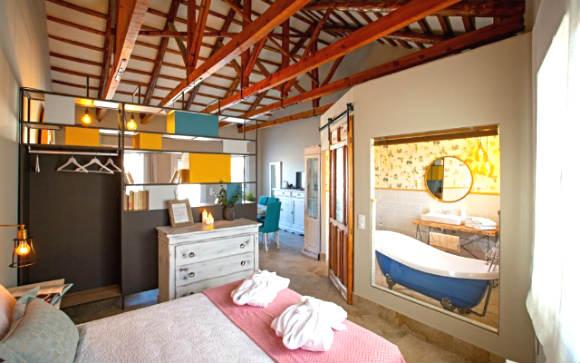 Casa Rural Hotel El Patio de los Jazmines de Consuegra - Imagen del Hotel