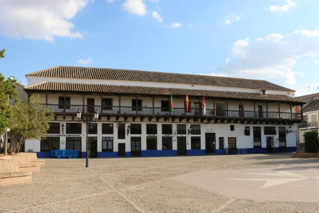 Edificio de las Correderas - Destino y Sabor
