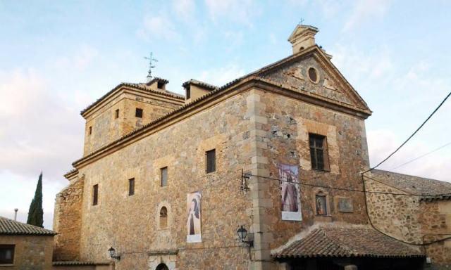 Iglesia de las Carmelitas de Consuegra - Destino y Sabor