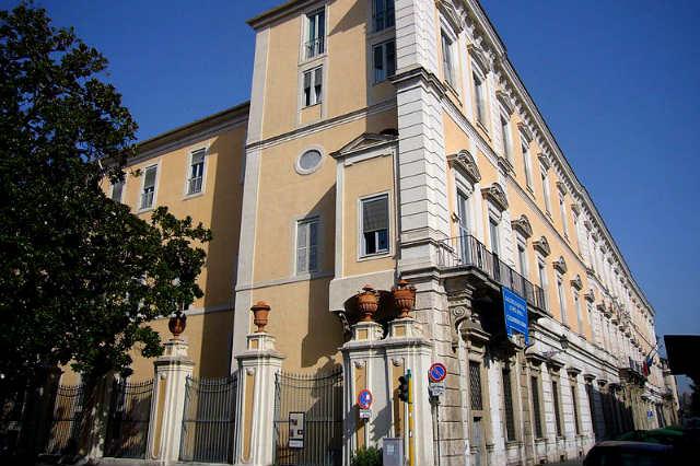 Palazzo Corsini alla Lungara - Imagen de Lalupa