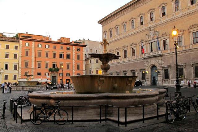 Palazzo Fanesse en Roma - Imagen de Booking