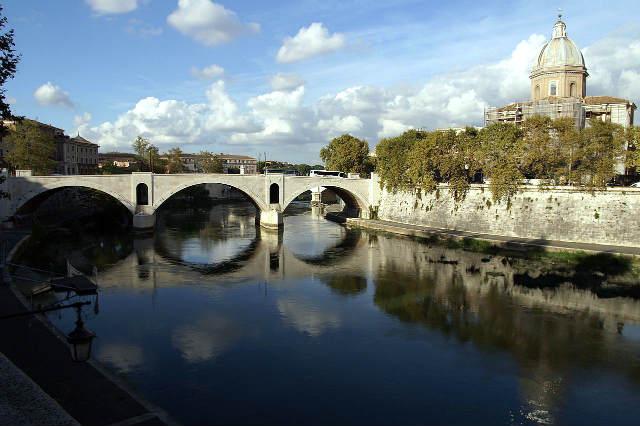 Ponte Principe Amedeo di Savoia d'Aosta sobre el Tíber