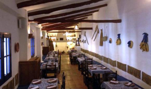 Restaurante El Alfar de Consuegra - Imagen del restaurante