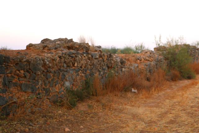 Restos de la presa romana de Consuegra - Destino y Sabor