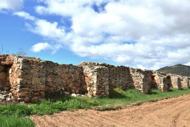 Restos de la presa romana de Consuegra - Imagen de Cultura y Turismo