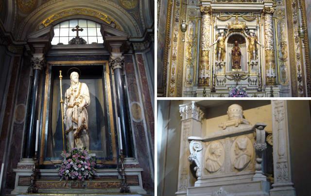Principales atractivos de la Chiesa di Montserrato e Santiago dei Spagnoli - Composición de Destino y Sabor