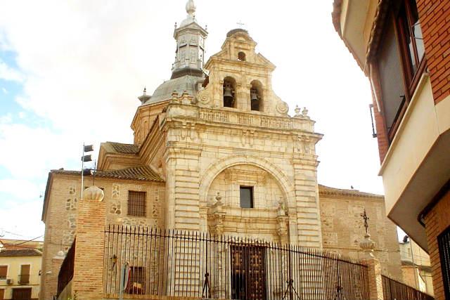 Iglesia del Santísimo Cristo de la Vera Cruz - Destino y Sabor