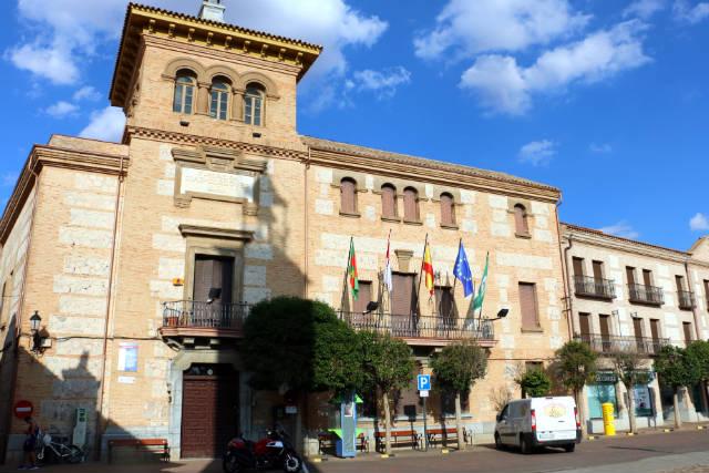 Edificio de Fundación Díaz Cordovés y Señora - Destino y Sabor