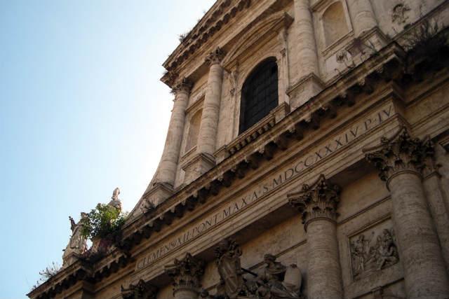 Chiesa San Giovanni dei Fiorentini – Destino y Sabor