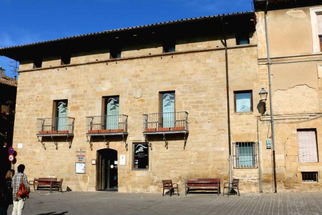 Oficina de turismo y Museo de la Viña y el vino de Navarra - Destino y Sabor