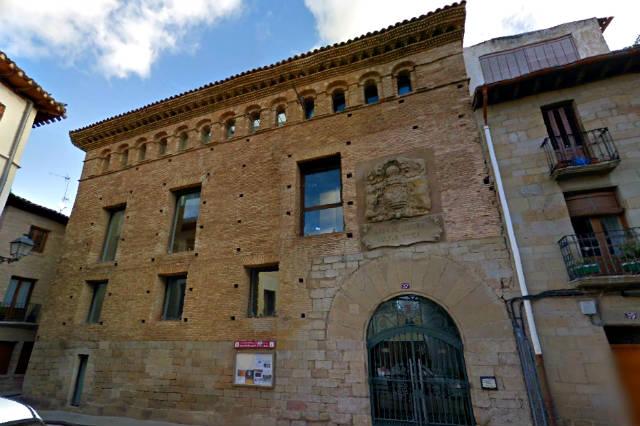 Casa de la Cultura en el Casón del Duque de Feria - Destino y Sabor