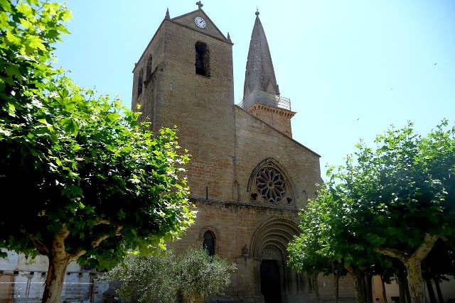 Iglesia de San Pedro de Olite - Imagen de Martpan