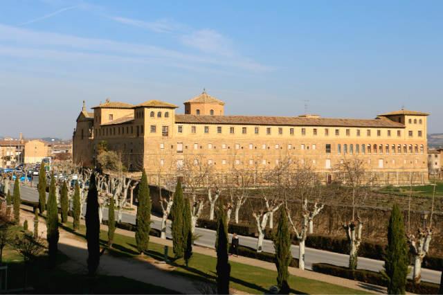 Monasterio de los Franciscanos de Olite - Destino y Sabor