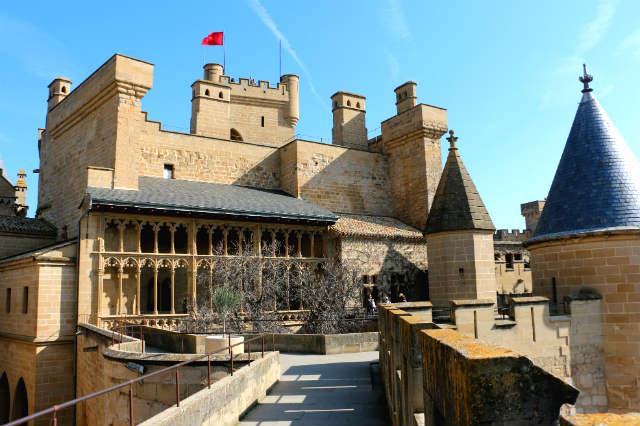Palacio de los Reyes de Navarra - Destino y Sabor