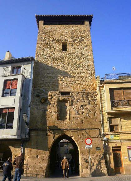Torre Chapitel de Olite - imagen de Zarateman