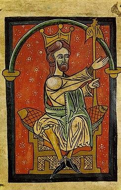 Ordoño II de León, reconquistador de Lamego - Imagen Wikipedia