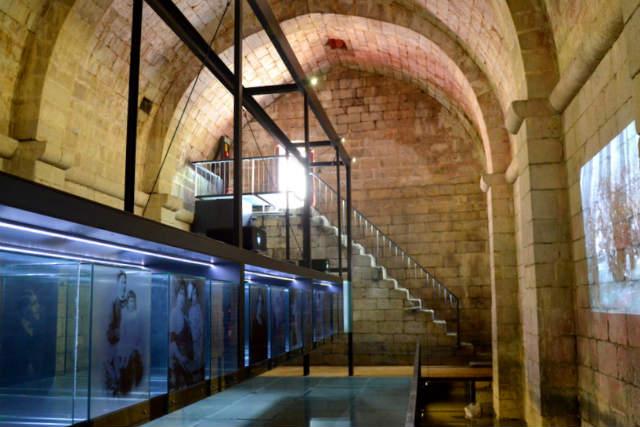 Cisterna de la ciudadela de Lamego - lamegoimage.blogspot.com