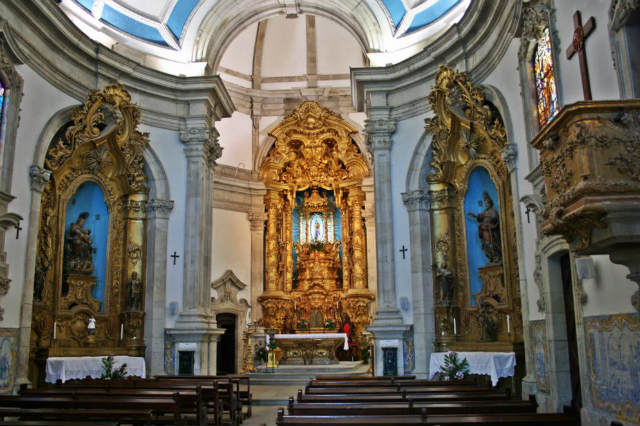 Interior del Santuario - Imagen de Mapio