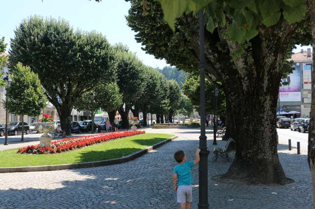 Jardines de la Avenida Visc. Guedes Teixeira - Destino y Sabor