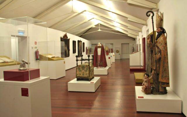 Muestra permanente del museo diocesano - Imagen del museo