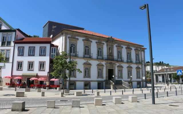 Teatro de la ciudad de Lamego - Destino y Sabor