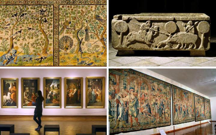 Tesoros nacionales en el Museo de Lamego - Destino y Sabor