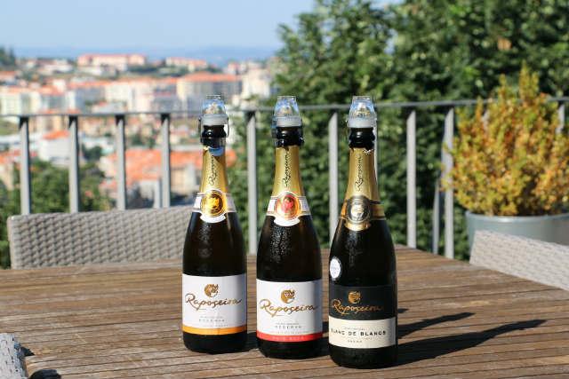 Degustación de vinos espumosos de Lamego - Imagen de A Tavola con il Conte