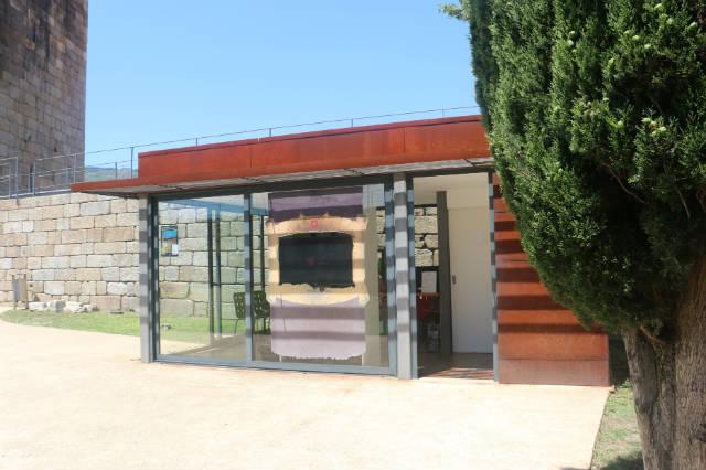 Centro de recepción de visitantes - Destino y Sabor