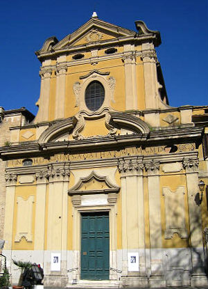 Chiesa di Sant'Agata in Trastevere - Imagen de Roma Art Lover