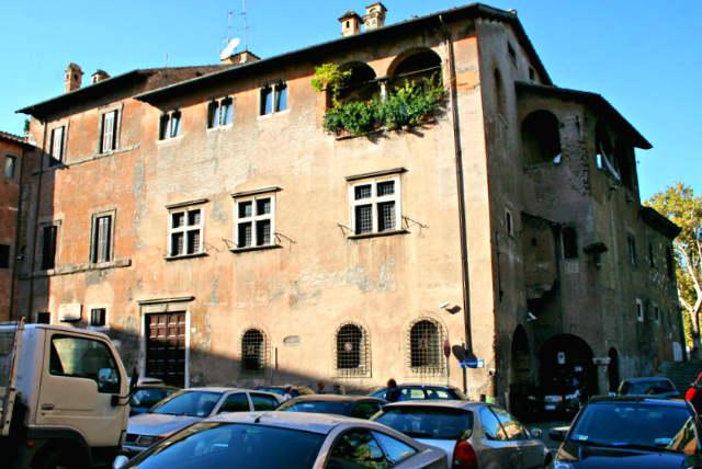 Casa dei Mattei - Imagen de Alvaro de Alvariis