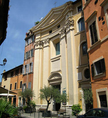 Chiesa di Santa Dorotea - Imagen de Rome Art Lover