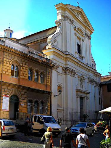 Chiesa di Santa Maria della Scala - Imagen Wikipedia